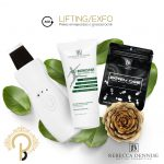 Pack de belleza facial Rebecca Dennise Lifting Exfoliante